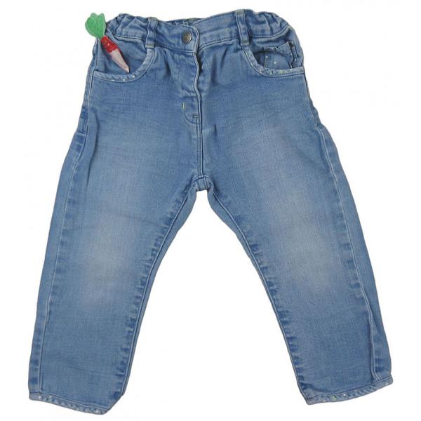 Jeans - DPAM - 2 ans (86)