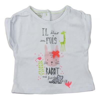 T-Shirt - COMPAGNIE DES PETITS - 0-1 mois