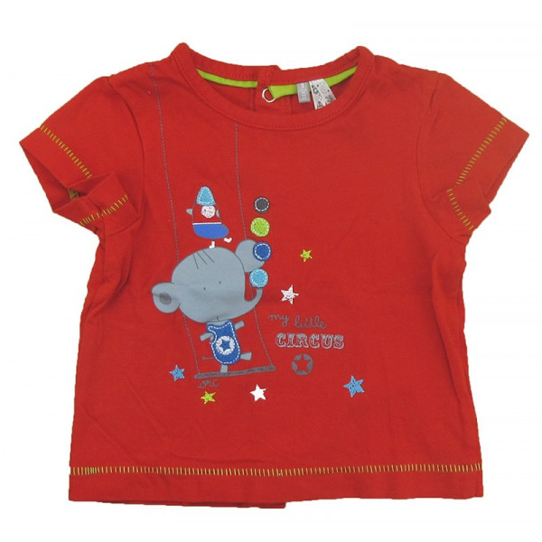 T-Shirt - ORCHESTRA - 3 mois