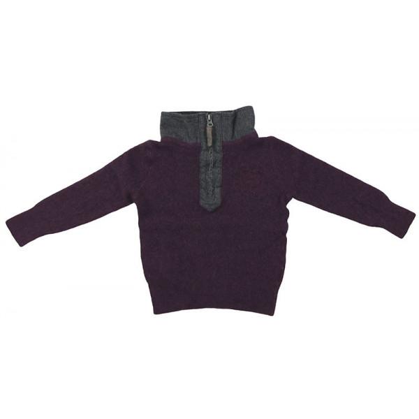Pull en laine - BUISSONNIERE - 12-18 mois