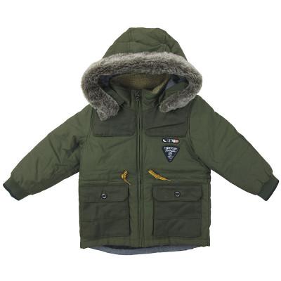 Manteau doublé polaire - TIMBERLAND - 3 ans (94)