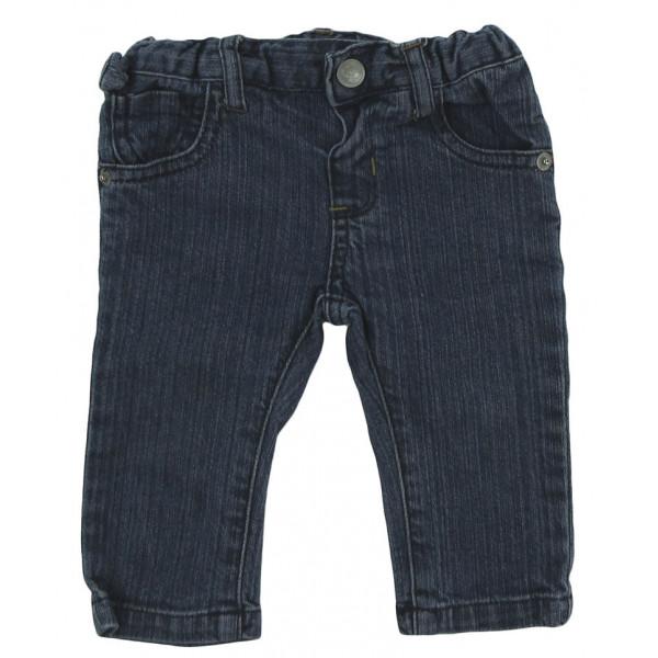 Jeans - BUISSONNIERE - 3-6 mois