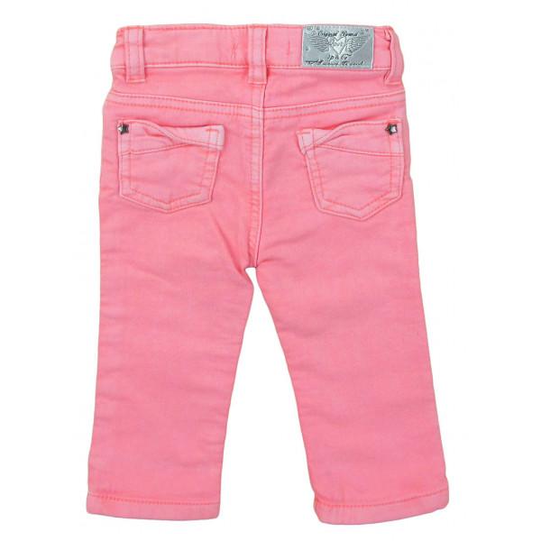 Pantalon - 3 POMMES - 3-6 mois (68)