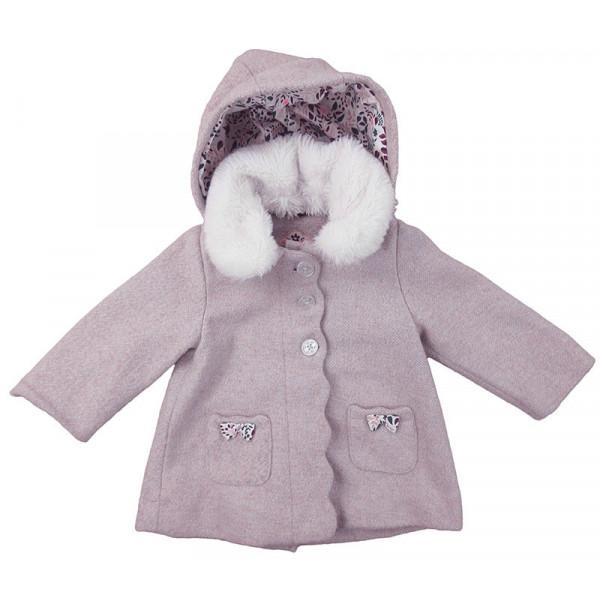 Manteau en laine - SERGENT MAJOR - 12 mois (74)