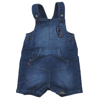 Salopette jeans - LEVI'S - 18 mois