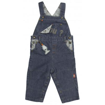Salopette jeans - COMPAGNIE DES PETITS - 18 mois