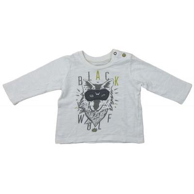 T-Shirt - IKKS - 3 mois (60)