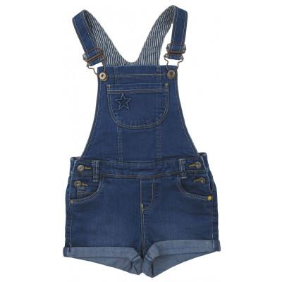 Salopette jeans - OKAÏDI - 4 ans (104)