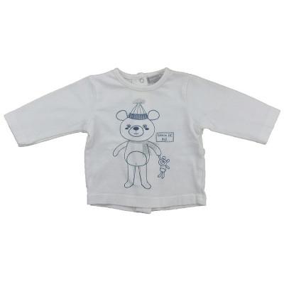 T-Shirt - GRAIN DE BLÉ - 1 mois (54)