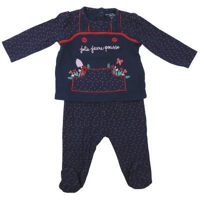 Pyjama 2 pièces - DPAM - 6 mois (68)
