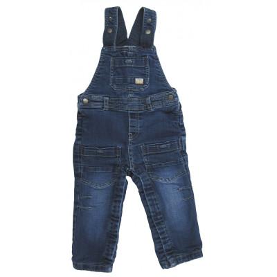 Salopette jeans doublée - VERTBAUDET - 18 mois (81)