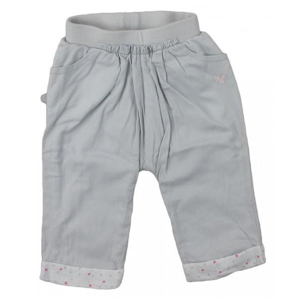 Pantalon doublé - OBAÏBI - 1 mois (54)