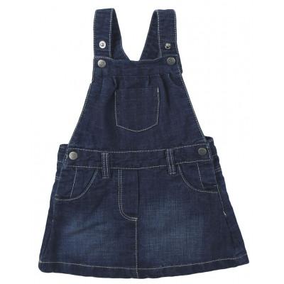 Robe en jeans - OBAÏBI - 6 mois (68)