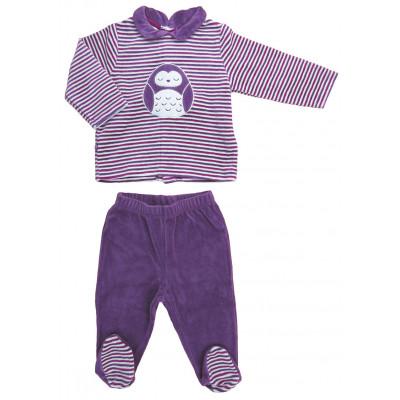 Pyjama 2 pièces - OBAÏBI - 9 mois (71)
