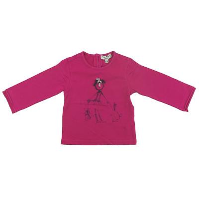 T-Shirt - ÉLIANE ET LÉNA - 12 mois