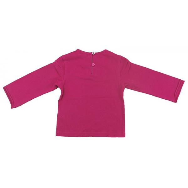 T-shirt - ÉLIANE ET LÉNA - 12 maanden