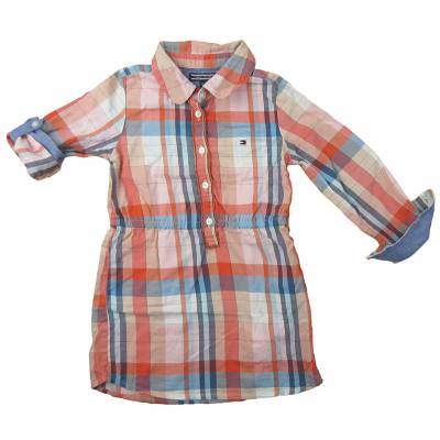 Robe - TOMMY HILFIGER - 4 ans (104)