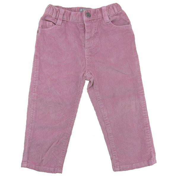 Pantalon - GRAIN DE BLÉ - 18 mois