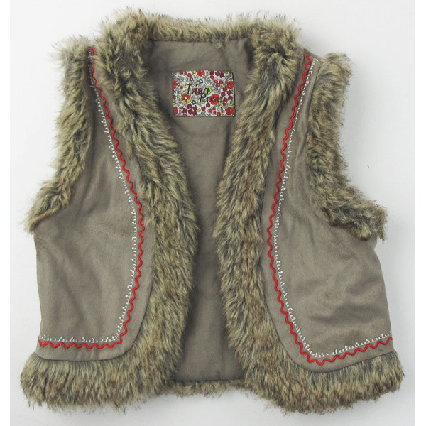 Gilet - LISA ROSE - 5-6 ans (114)