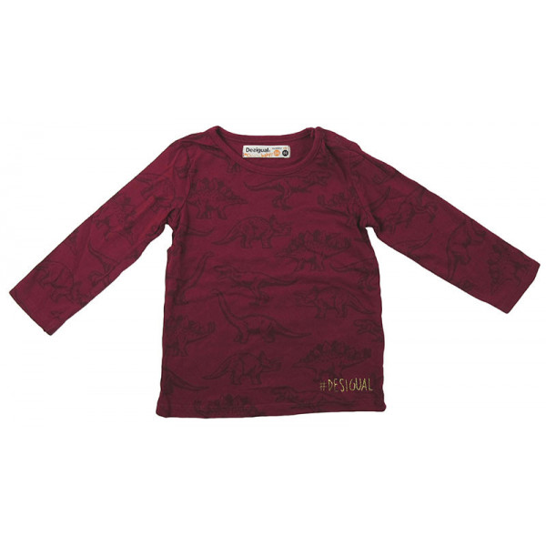 T-Shirt - DESIGUAL - 2 ans (86)