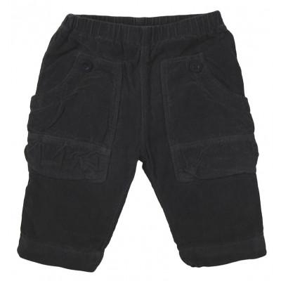 Pantalon doublé - ELIANE ET LENA - 6 mois