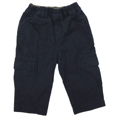 Pantalon doublé - BUISSONNIERE- 9-12 mois