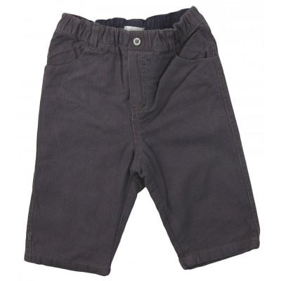 Pantalon doublé - OBAÏBI - 6 mois (68)