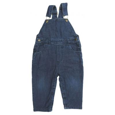 Salopette jeans - BUISSONNIERE - 2 ans