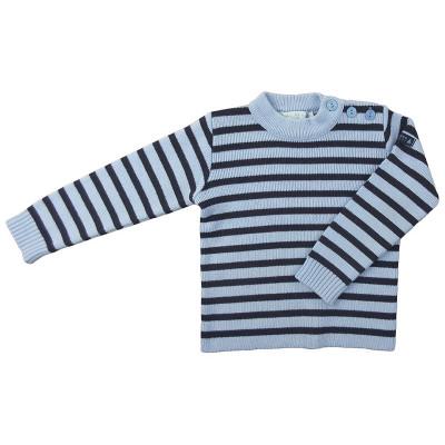 Pull en laine - ROYAL MER - 4 ans
