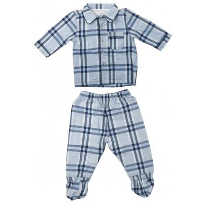 Pyjama doublé - BUISSONNIERE - 3-6 mois