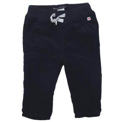 Pantalon doublé - WEEKEND A LA MER - 12 mois