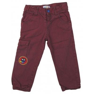 Pantalon doublé - COMPAGNIE DES PETITS - 2 ans