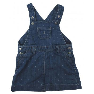 Robe en jeans - OBAÏBI - 12 mois (74)