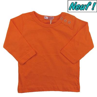 T-Shirt neuf - DPAM - 6 mois (67)