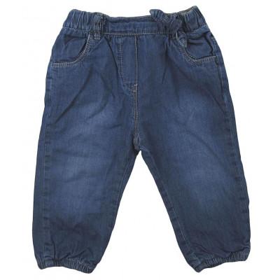 Jeans doublé - OBAÏBI - 18 mois (80)