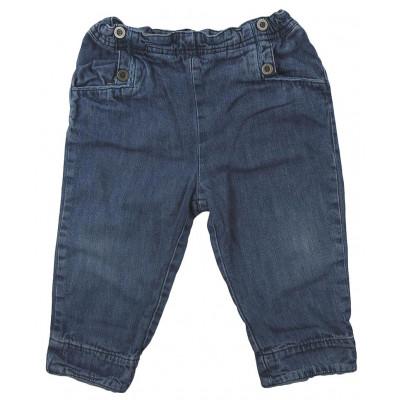 Jeans doublé - BUISSONNIERE - 18 mois