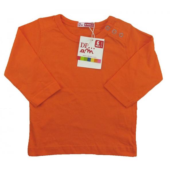 T-Shirt - DPAM - 6 mois
