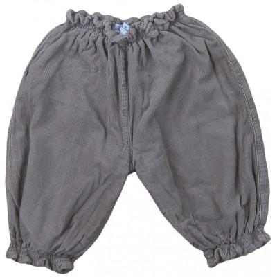 Pantalon doublé - BUISSONNIERE - 18 mois