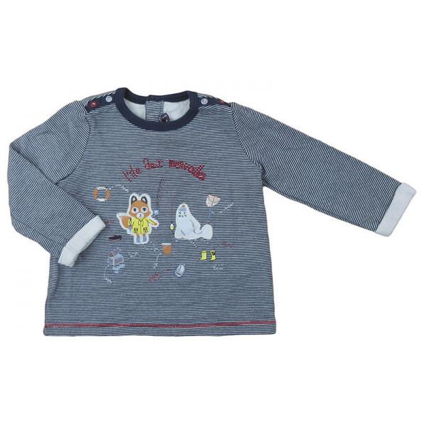T-Shirt - SERGENT MAJOR - 18 mois (80)