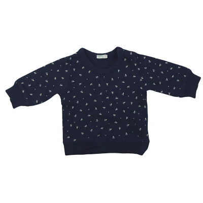 Sweat - BENETTON - 1 mois (56)