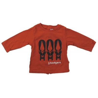 T-Shirt - OBAÏBI - 3 mois (59)