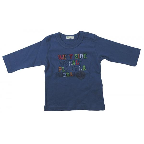 T-Shirt - BENETTON - 1-3 mois (56)