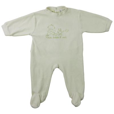 Pyjama - GRAIN DE BLÉ - 3 mois (60)