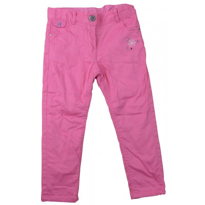 Pantalon doublé polaire - SERGENT MAJOR - 3 ans (98)