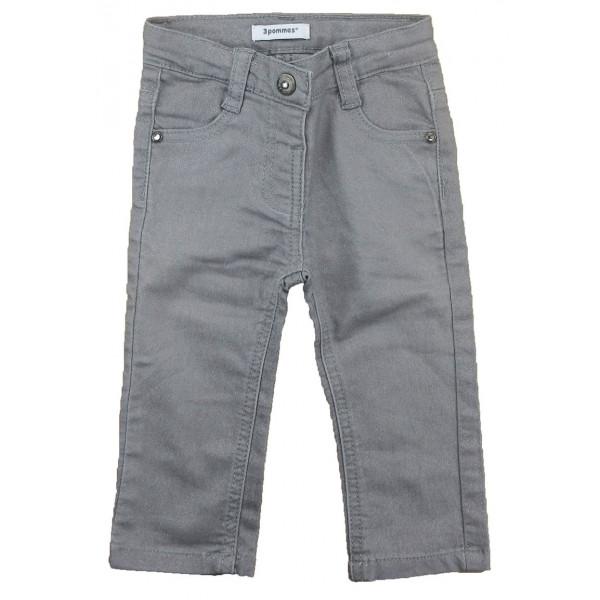Pantalon - 3 pommes - 12 mois