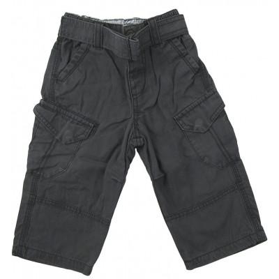 Pantalon doublé - MEXX - 9-12 mois (74)