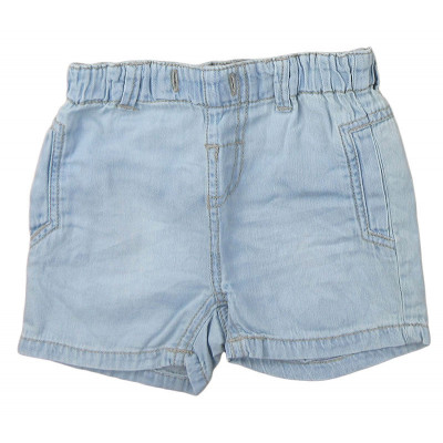Short en jeans - NAME IT - 4-6 mois (68)