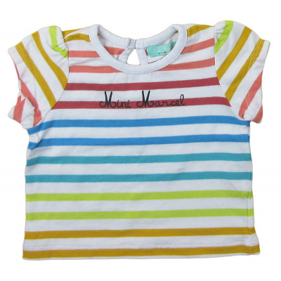 T-Shirt - LITTLE MARCEL - 3 mois (60)