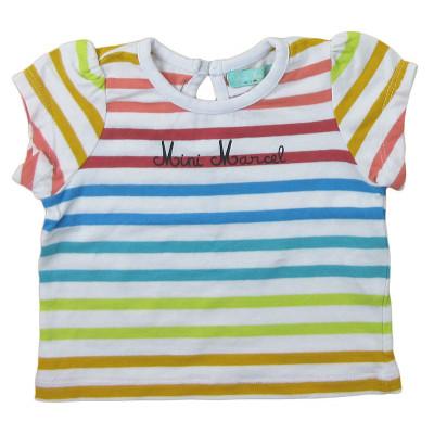 T-Shirt - LITTLE MARCEL - 3 mois (60)