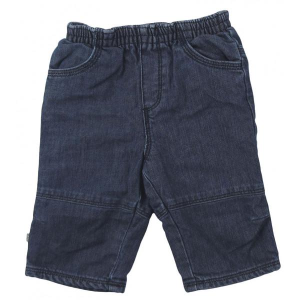 Jeans doublé - OBAÏBI - 6 mois (67)